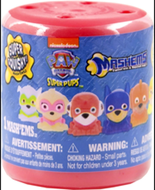 Paw Patrol Super Pups Mash'Ems Series 4 Mystery Capsule Pack [Crystal]