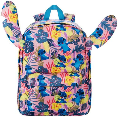 Disney Lilo & Stitch Stitch Tropical Ear Exclusive Backpack