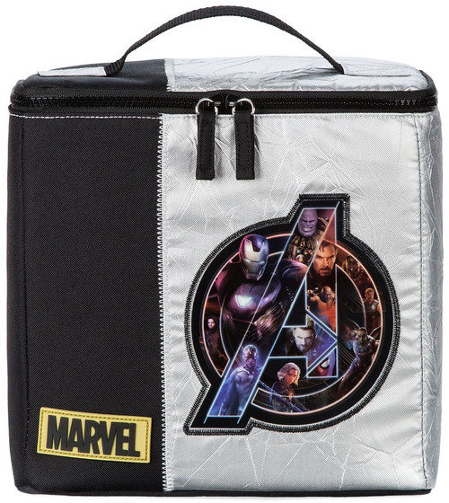 Disney Marvel Avengers Infinity War Exclusive Lunch Tote