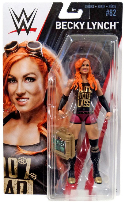 WWE Wrestling Series 82 Becky Lynch Action Figure [Money in the Bank]