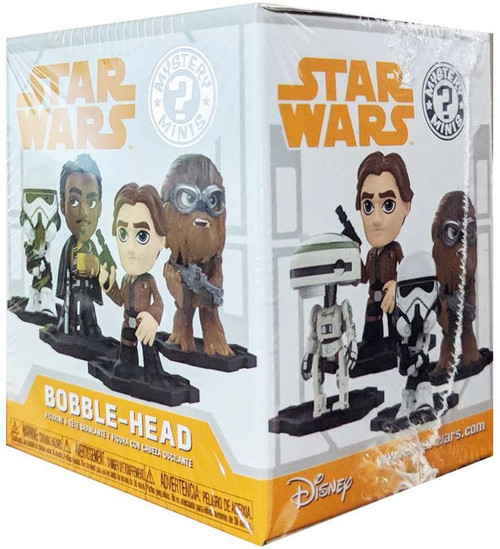 Funko Mystery Minis Solo A Star Wars Story Mystery Pack