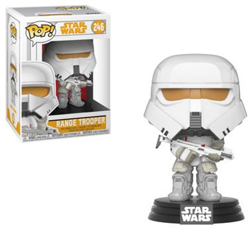 Funko Solo A Star Wars Story POP! Star Wars Range Trooper Vinyl Bobble Head #246