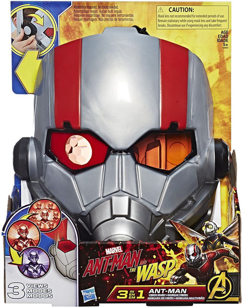Marvel Ant-Man and the Wasp Ant-Man Vision Mask