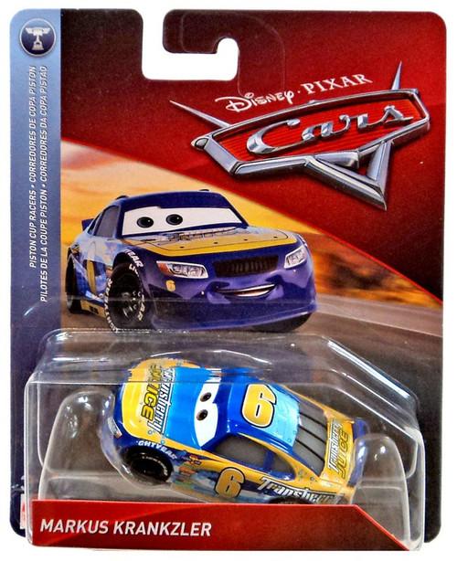 Disney / Pixar Cars Cars 3 Piston Cup Racers Markus Krankzler Diecast Car [Transberry Juice]