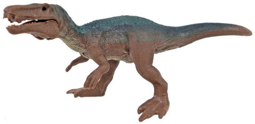 Jurassic World Matchbox Mini Dinosaur Figure Baryonyx 2-Inch Mini Figure [Loose]