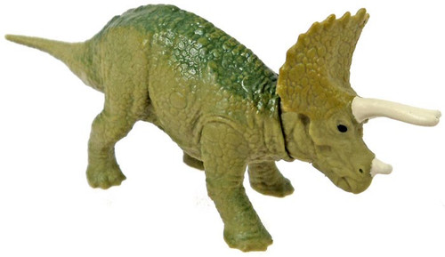Jurassic World Matchbox Mini Dinosaur Figure Triceratops 2-Inch Mini Figure [Loose]