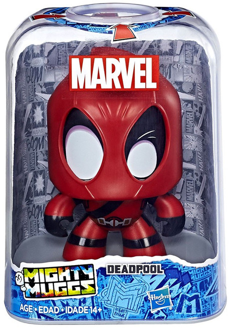Marvel Mighty Muggs Deadpool Vinyl Figure