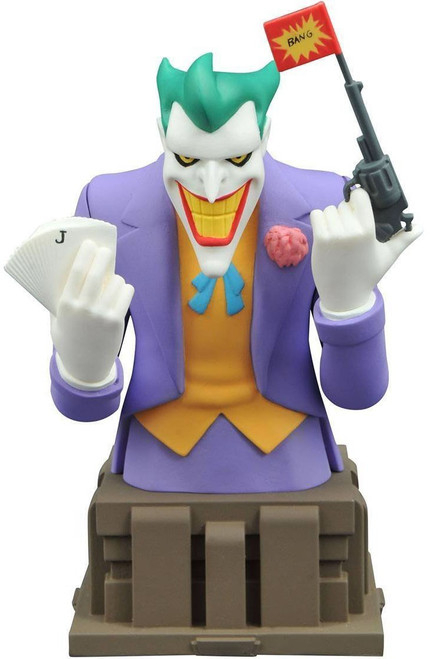 Batman The Animated Series Joker 6-Inch Bust