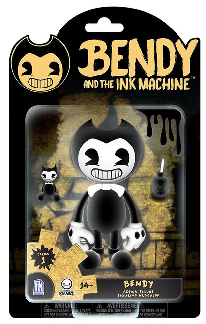 Bendy and the Ink Machine Series 1 Bendy Action Figure [Regular]
