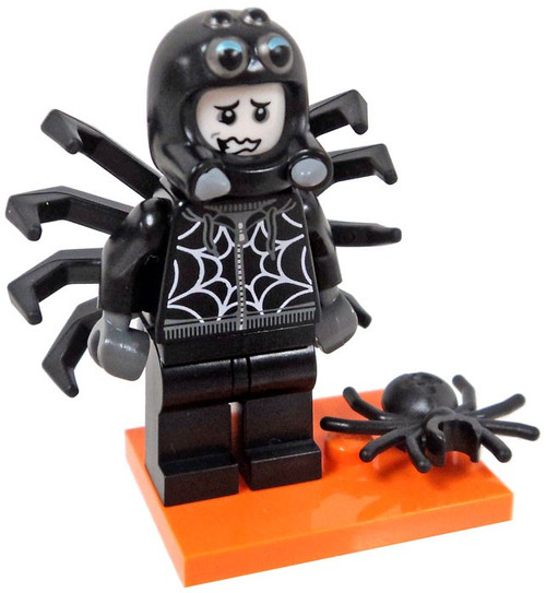 LEGO Minifigures Series 18 Spider Suit Boy Minifigure [Loose]
