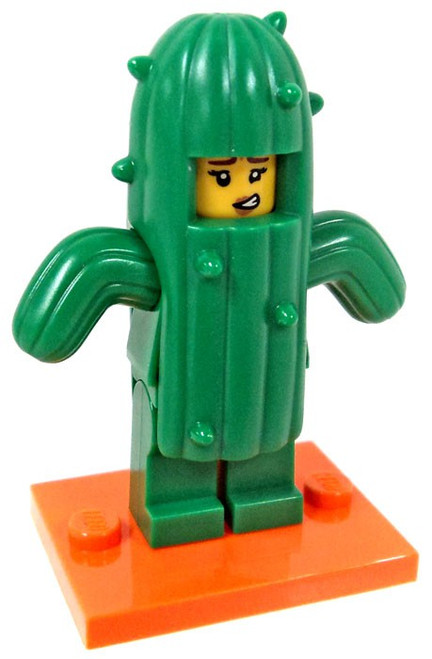 LEGO Minifigures Series 18 Cactus Girl Minifigure [Loose]