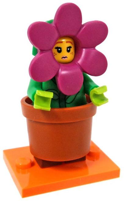 LEGO Minifigures Series 18 Flower Pot Girl Minifigure [Loose]