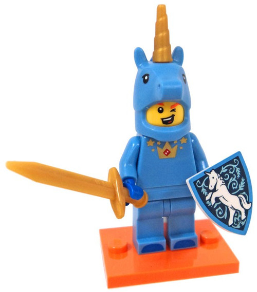 LEGO Minifigures Series 18 Unicorn Guy Minifigure [Loose]