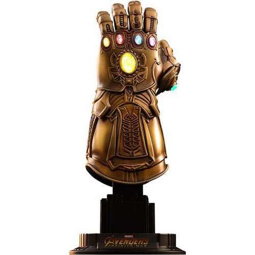 Marvel Avengers Infinity War Infinity Gauntlet Light-Up Replica ACS003 [Infinity War]