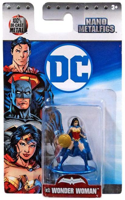 DC Nano Metalfigs Wonder Woman 1.5-Inch Diecast Figure DC53 [DC53]