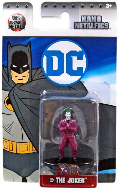 DC Nano Metalfigs The Joker 1.5-Inch Diecast Figure DC54 [DC54]
