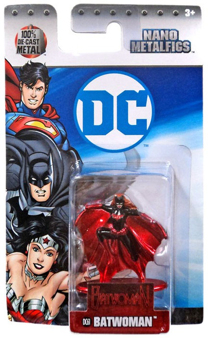 DC Nano Metalfigs Batwoman 1.5-Inch Diecast Figure