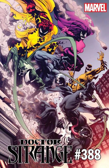 Marvel Comics Doctor Strange #388 Comic Book [Venom 30th Variant Cover]