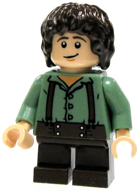 LEGO The Lord of the Rings Frodo Baggins Minifigure [Green Shirt Loose]
