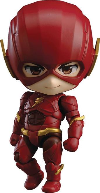 DC Justice League Nendoroid The Flash 3.9-Inch Mini Figure