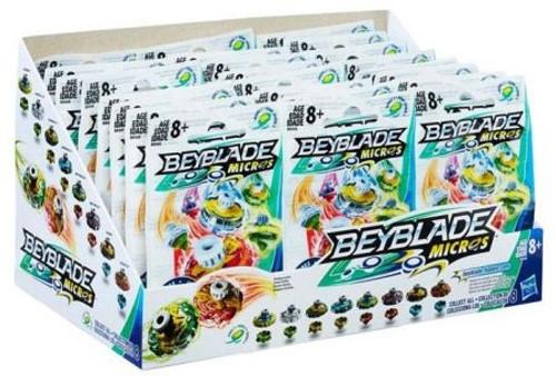 Beyblade Burst Beyblade Micros Series 2 Mystery Box [24 Packs]
