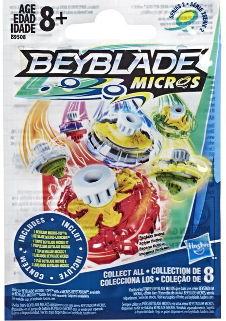 Beyblade Burst Beyblade Micros Series 2 Mystery Pack