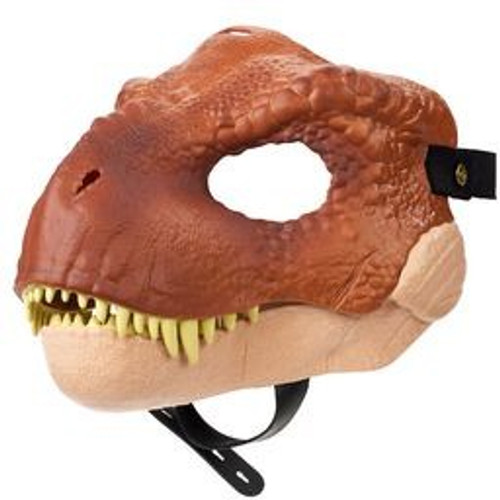 Jurassic World Fallen Kingdom Tyrannosaurus Rex Basic Mask [Brown Version]