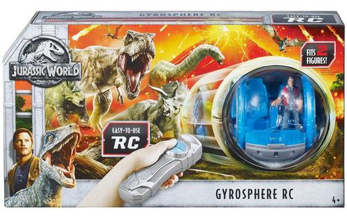 Jurassic World Gyrosphere R/C Vehicle
