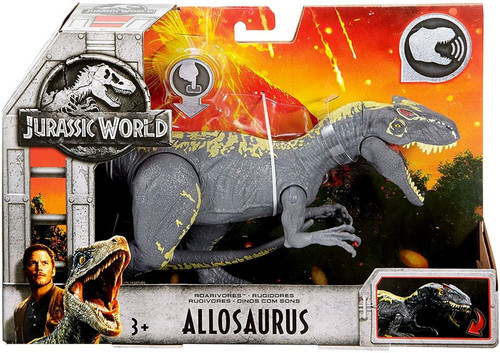 Jurassic World Fallen Kingdom Roarivores Allosaurus Action Figure