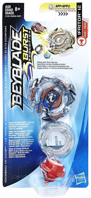 Beyblade Burst Evolution Ifritor I2 Single Top