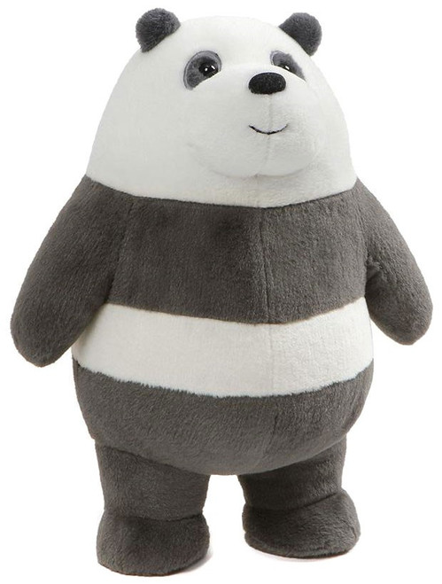 We Bare Bears Panda 11-Inch Plush [Standing]