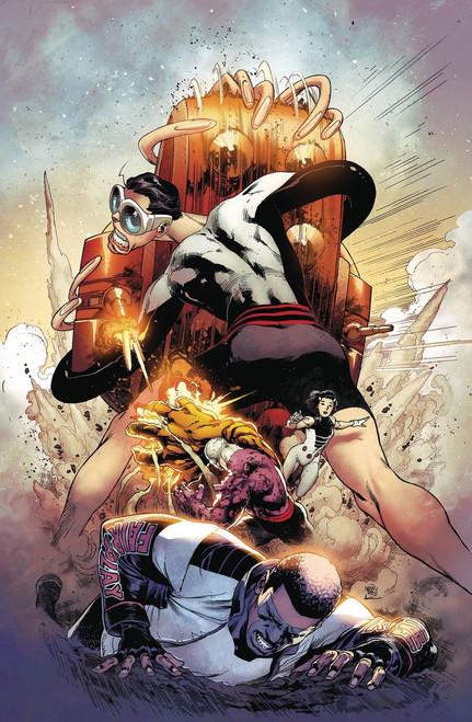 DC Terrifics #3 Comic Book