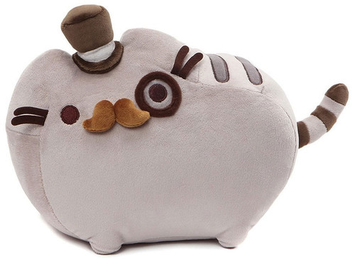 Pusheen Fancy Cat 12-Inch Plush