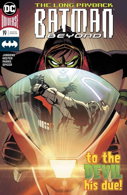 DC Batman Beyond #19 Comic Book