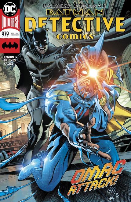 DC Detective Comics #979 Comic Book