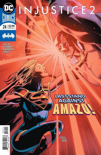 DC Injustice 2 #24 Comic Book