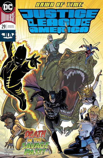 DC Justice League of America #29 Comic Book