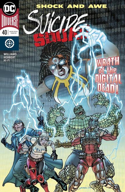 DC Suicide Squad #40 Comic Book