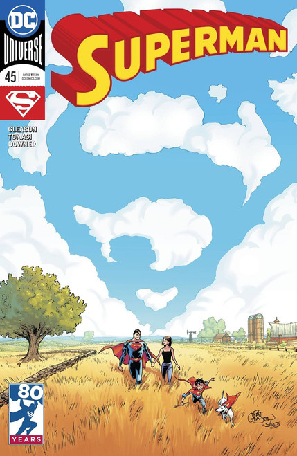 DC Superman #45 Comic Book