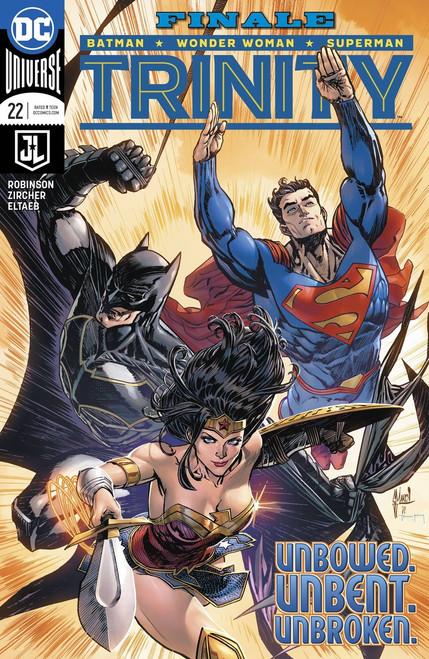 DC Trinity #22 Comic Book