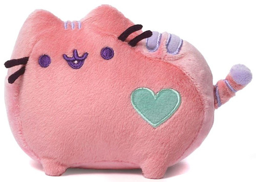 Pastel Pusheen 6-Inch Plush [Pink]