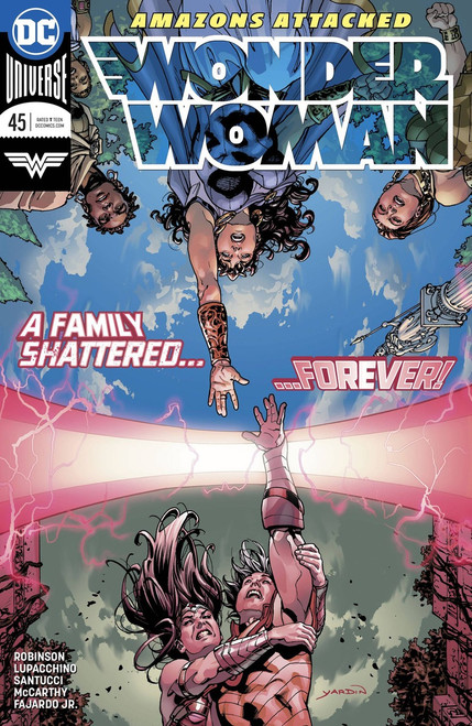 DC Wonder Woman #45 Comic Book