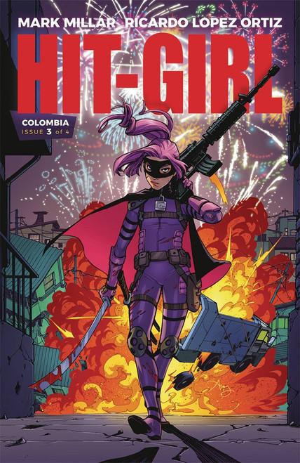 Image Comics Hit-Girl #3 Comic Book