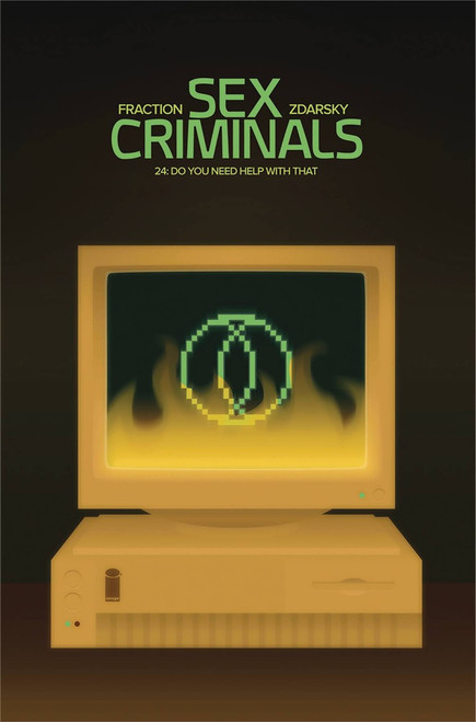 Image Comics Sex Criminals #24 Comic Book