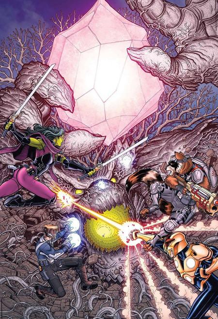 Marvel Comics Infinity Countdown #2 Comic Book