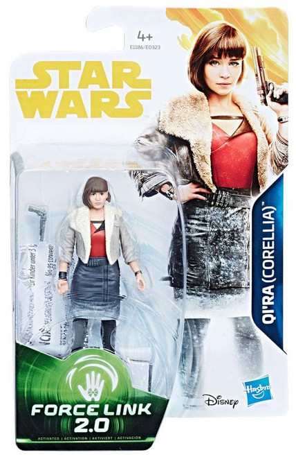 Solo A Star Wars Story Force Link 2.0 Qi'Ra (Corellia) Action Figure