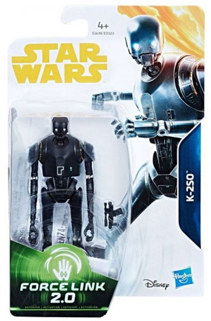 Solo A Star Wars Story Force Link 2.0 K-2SO Action Figure