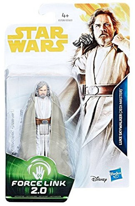 Solo A Star Wars Story Force Link 2.0 Luke Skywalker (Jedi Master) Action Figure