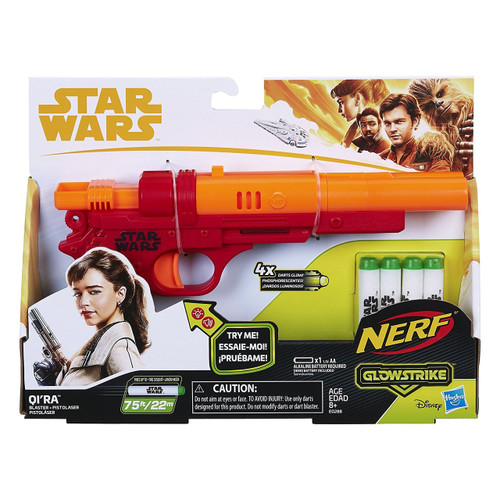 Solo A Star Wars Story Nerf Qi'Ra Blaster