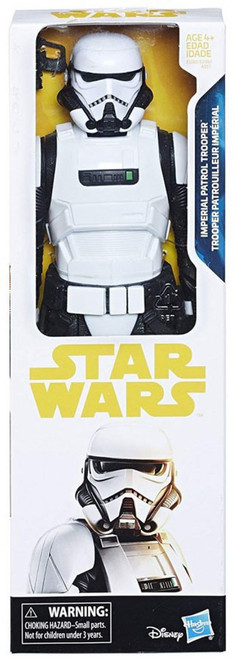Star Wars Solo Imperial Patrol Trooper Deluxe Action Figure